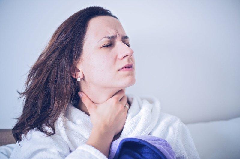 mencegah laringitis