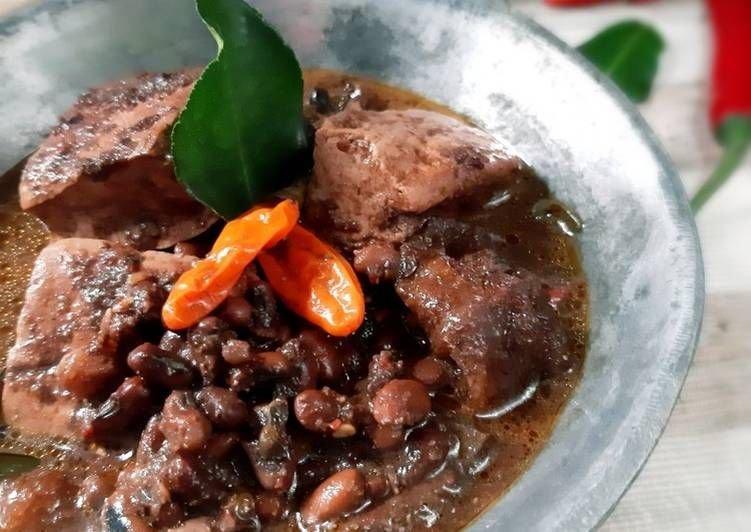 makanan khas yogya brongkos