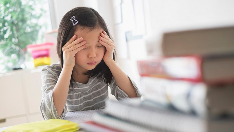 jenis sakit kepala pada anak