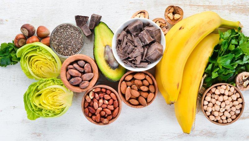 makan makanan sehat untuk mencegah diabetes