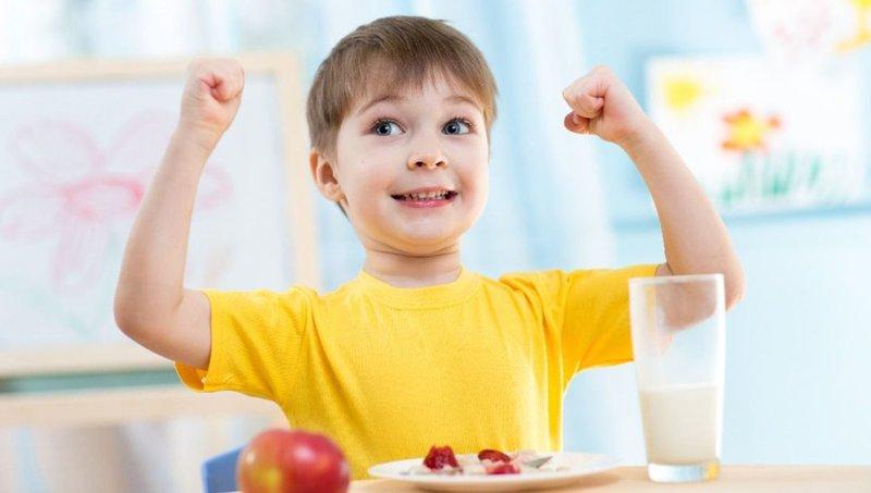 cara menjaga kesehatan pencernaan anak