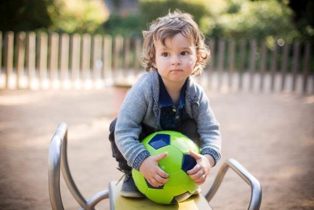 Lempar Tangkap _ Aktivitas Fisik Anak
