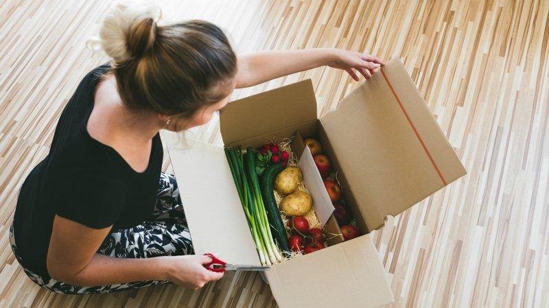 xx Protokol Kesehatan saat Membeli Makanan Lewat Delivery