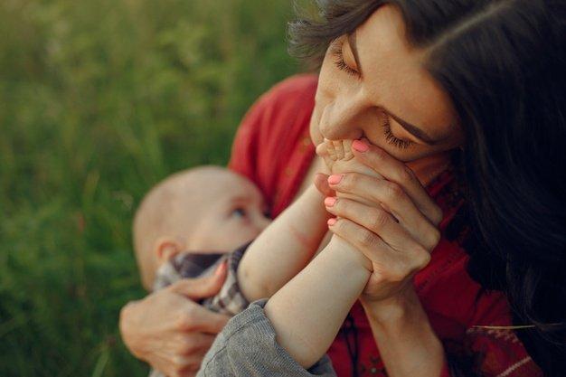 menyentuh anak bisa merangsang payudara