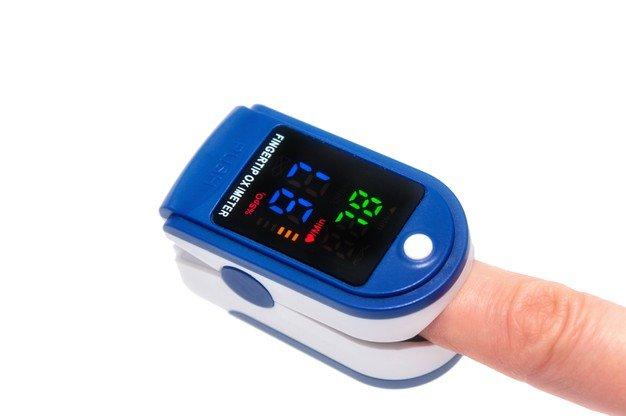 Oximeter alat untuk mengetahui kadar oksigen di dalam darah