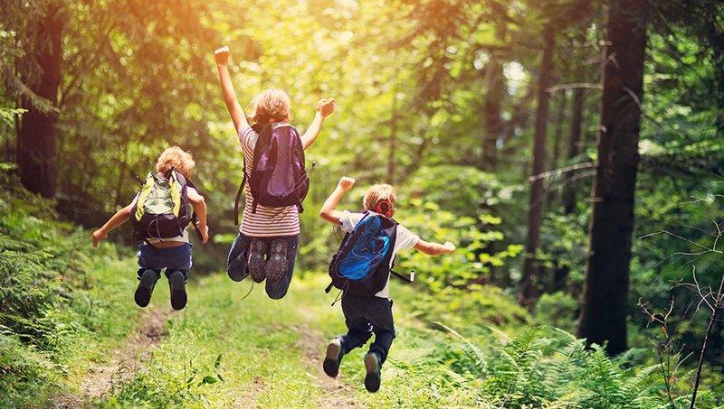 5 cara menjaga keamanan anak saat beraktivitas di alam bebas 2