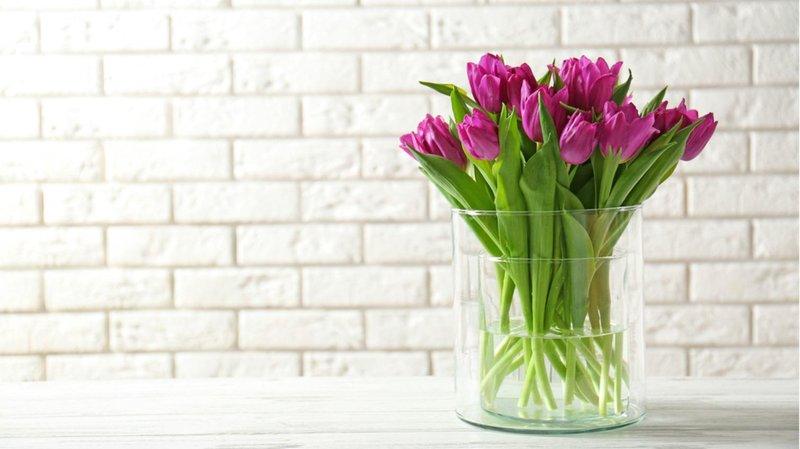5 inspirasi dekorasi rumah menyambut idul fitri bunga