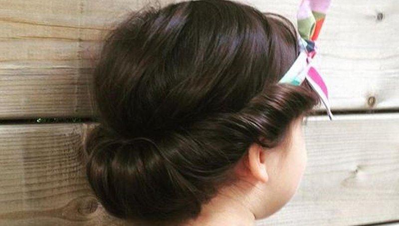 5 inspirasi gaya rambut pesta untuk balita perempuan 4