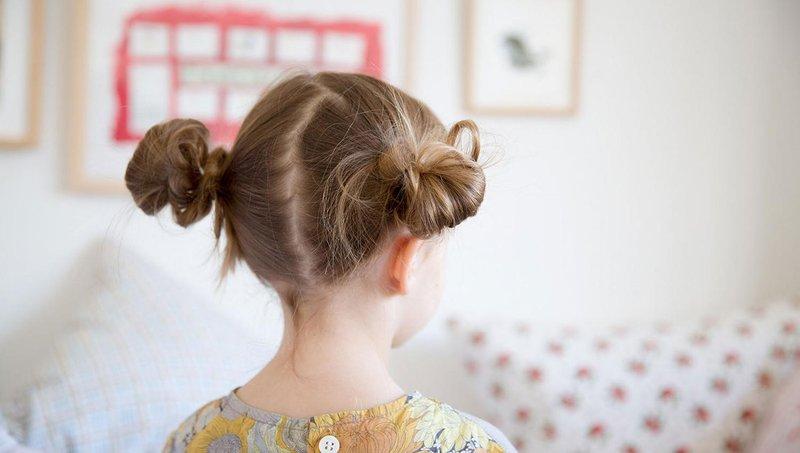5 inspirasi gaya rambut pesta untuk balita perempuan 3