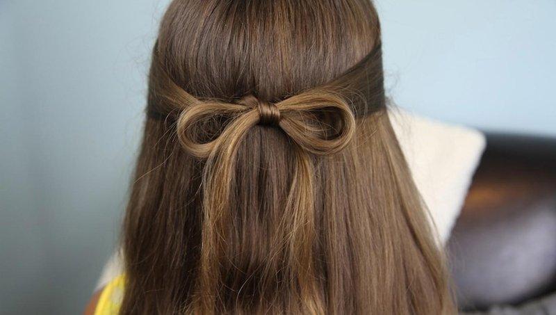 5 inspirasi gaya rambut pesta untuk balita perempuan 5