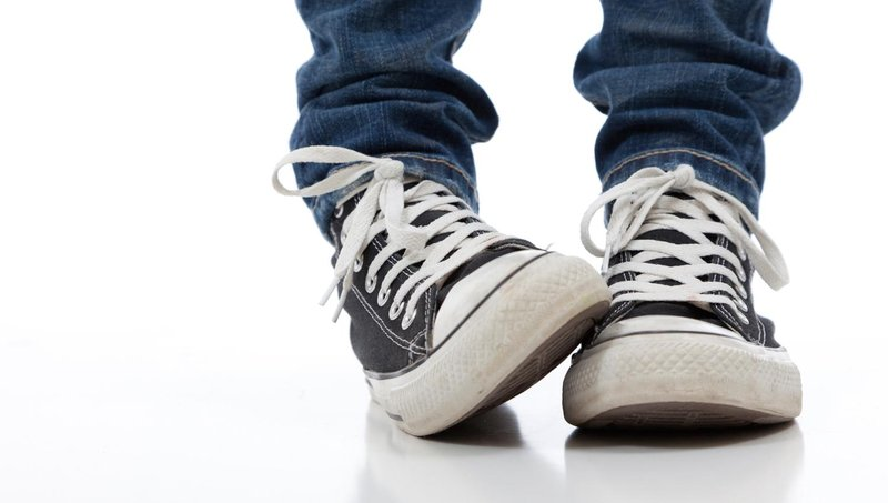 5 masalah kaki yang sering dialami anak 4