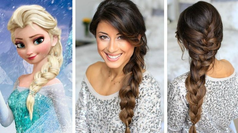5 model kepang rambut yang tidak biasa tigaa