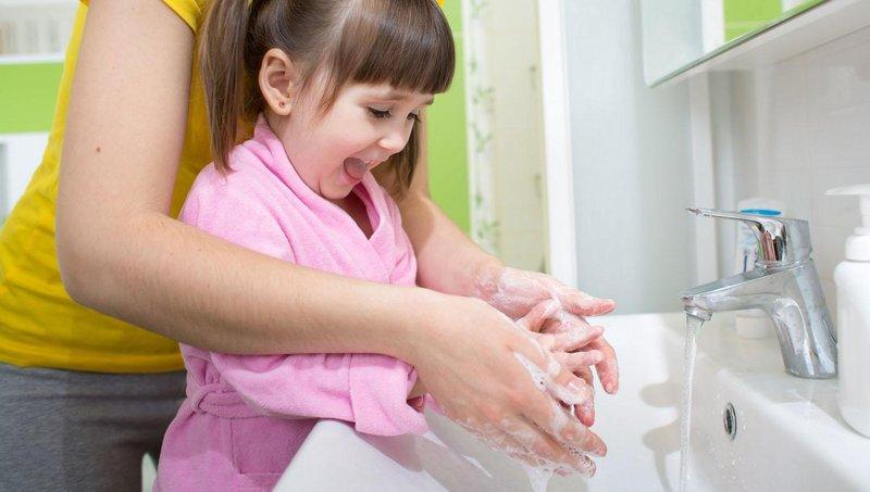 5 skill kebersihan diri yang harus dikuasai balita 1
