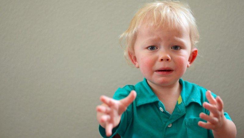 5 trik menghadapi tangisan palsu balita 4