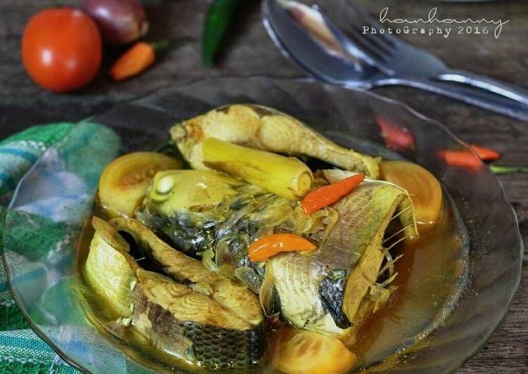 makanan khas sulawesi palumara