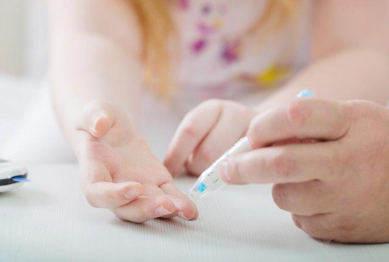 tanda anak mengalami diabetes tipe 2