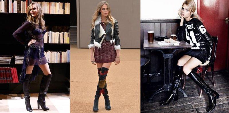 6 body teks fashion 5model styling tricks