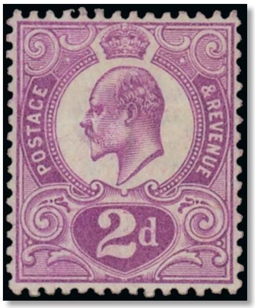 608305 perangko mahal