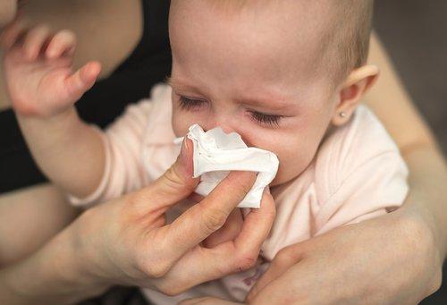 Ternyata Alergi Musiman Juga Bisa Terjadi Pada Bayi
