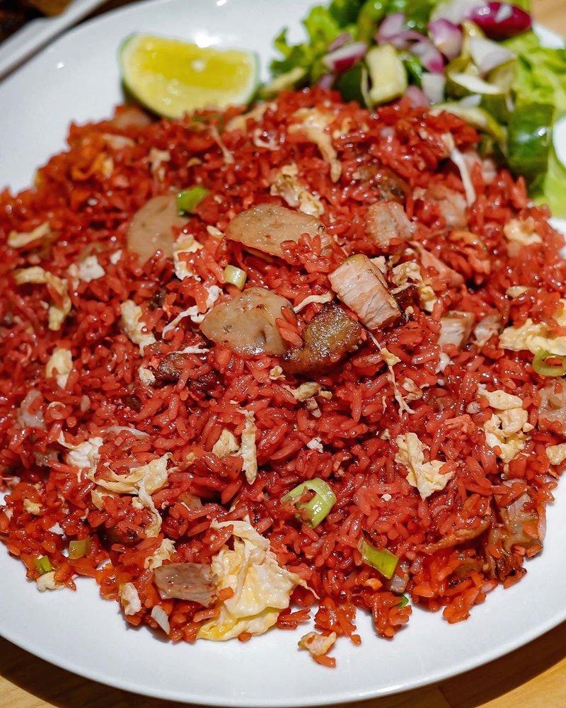 resep nasi goreng merah