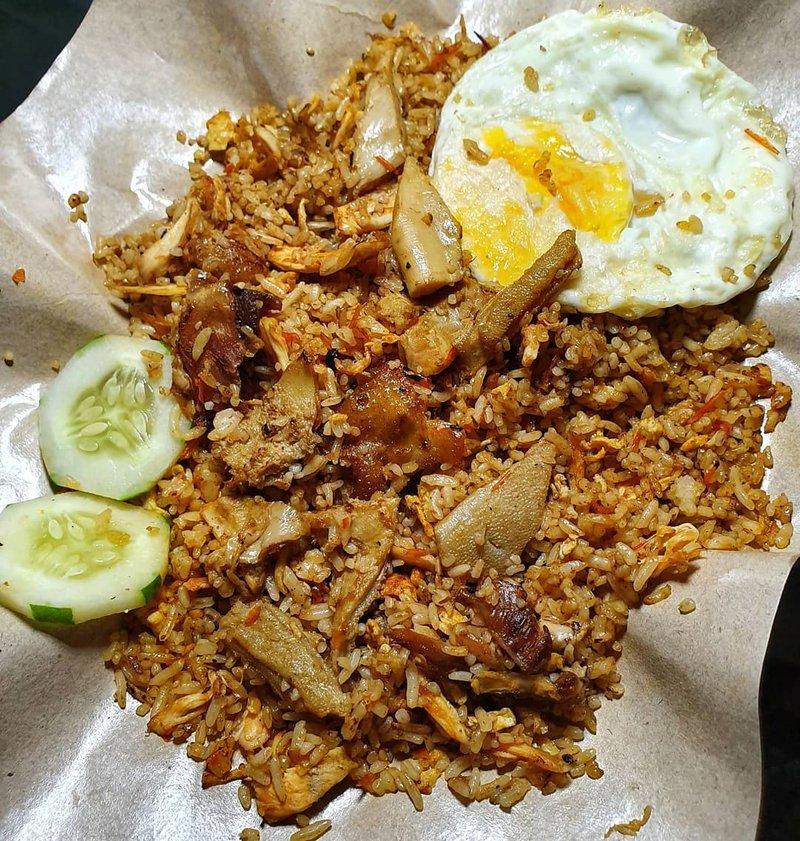 resep nasi goreng babat