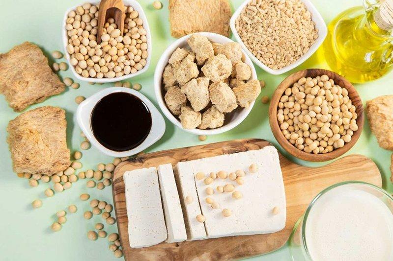 Makanan Penyebab Jerawat - Kedelai