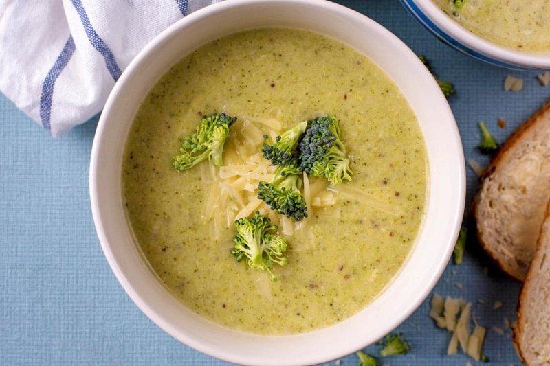 sup krim brokoli