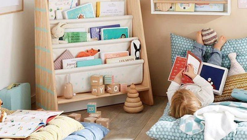 6 Tips Menata Kamar Anak Dengan Metode Montessori