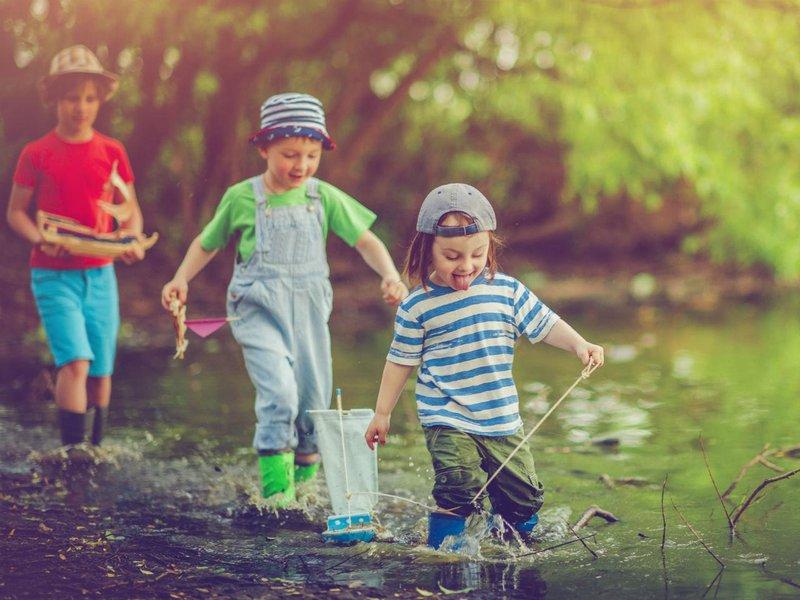 6 ide games seru saat camping bersama si kecil 5