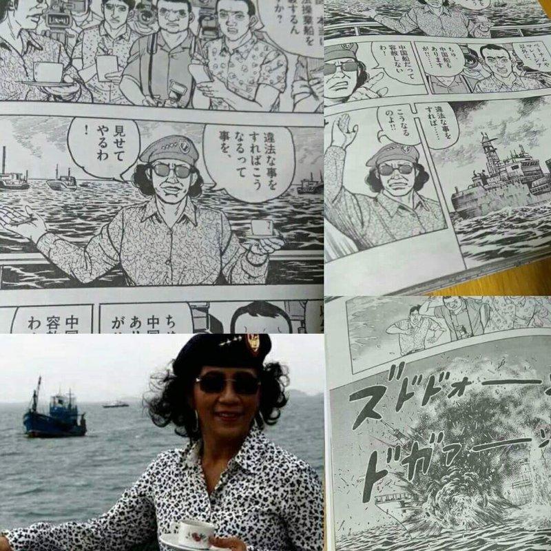 6 karakter komik ini ternyata orang indonesia! golgo 13, tribunnews.com