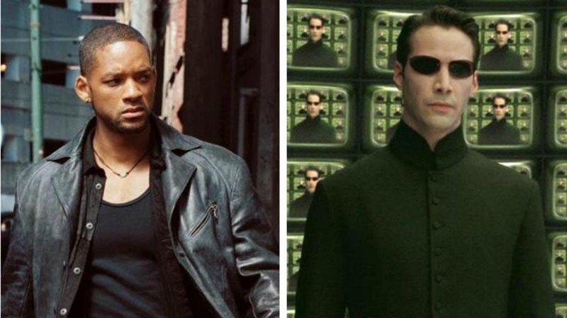 6 selebritis hollywood yang menolak karakter film terkenal matrix,