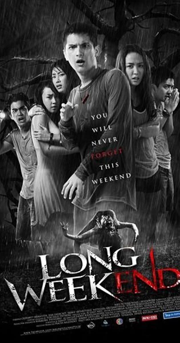 Film horor Thailand Long Weekend