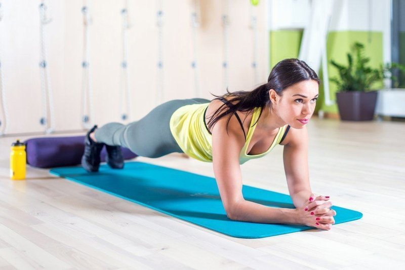 olahraga plank