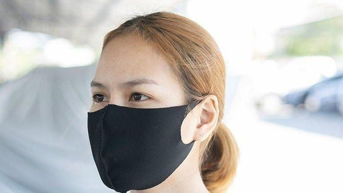 fakta masker scuba yang dianggap tak efektif dan dialarang di KRL