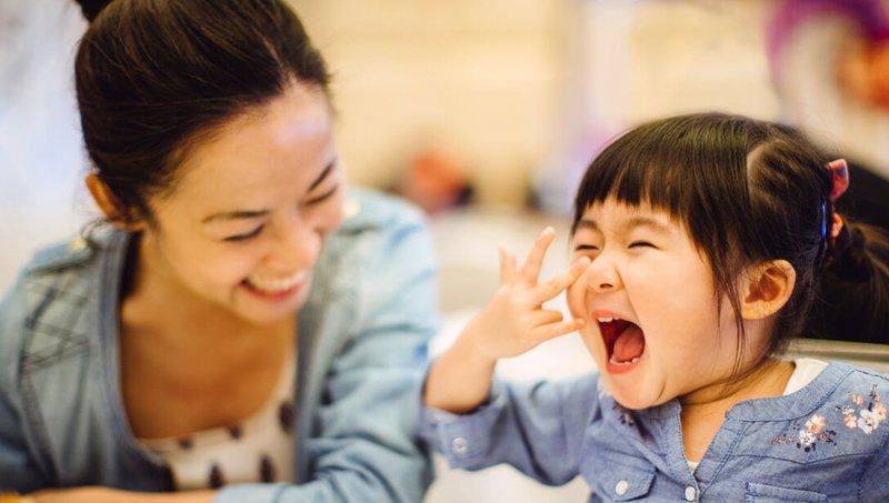 bicara dengan anak