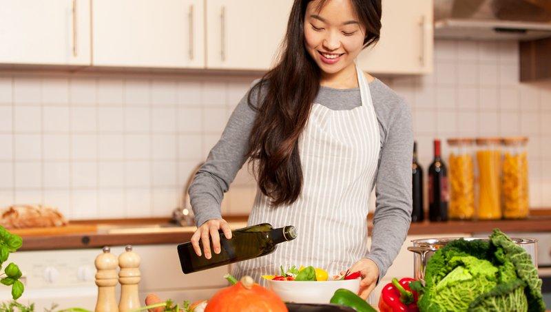 minyak zaitun sebagai makanan sehat untuk anak