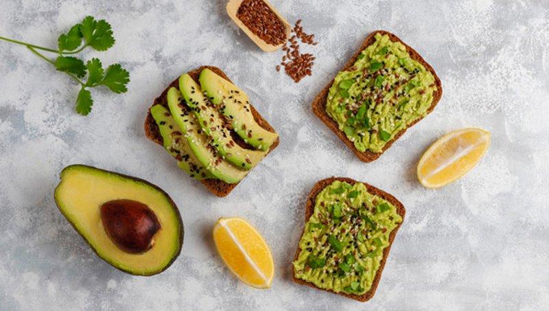 roti gandum merupakan makanan sehat