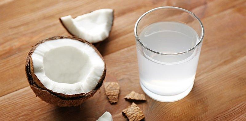 air kelapa saat hamil