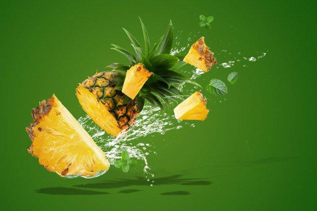 XX manfaat air rebusan nanas