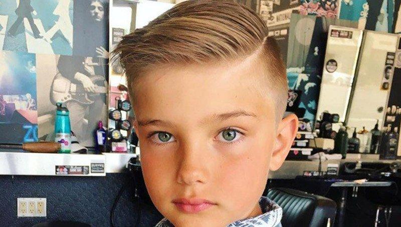 7 inspirasi gaya rambut keren untuk balita laki laki 4