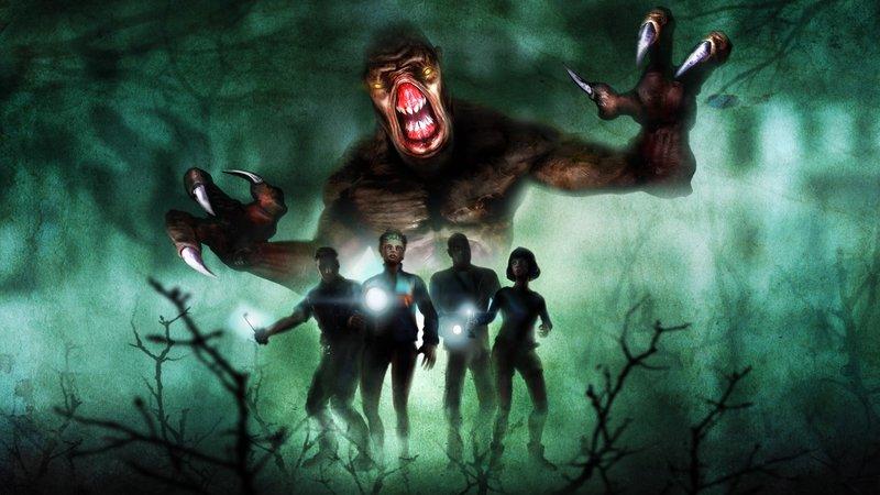 Game horror online