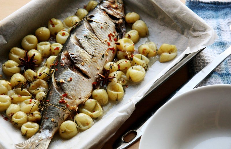 8 herring