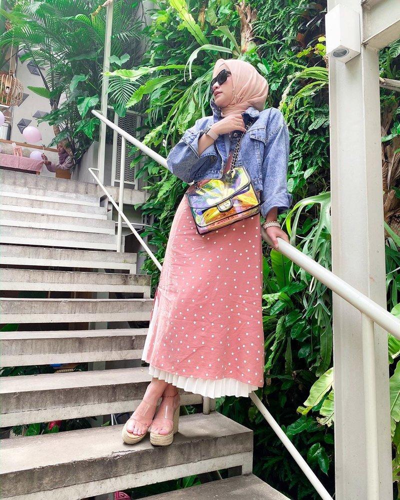 inspirasi fashion hijab artis Tasya Nur Medina-5