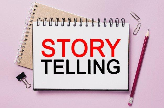 mengenal storytelling artinya