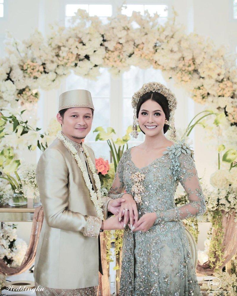 artis yang menikah saat virus corona-5
