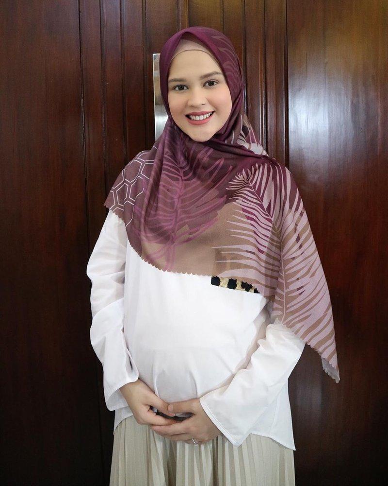 selebriti hamil bulan Ramadan-cut