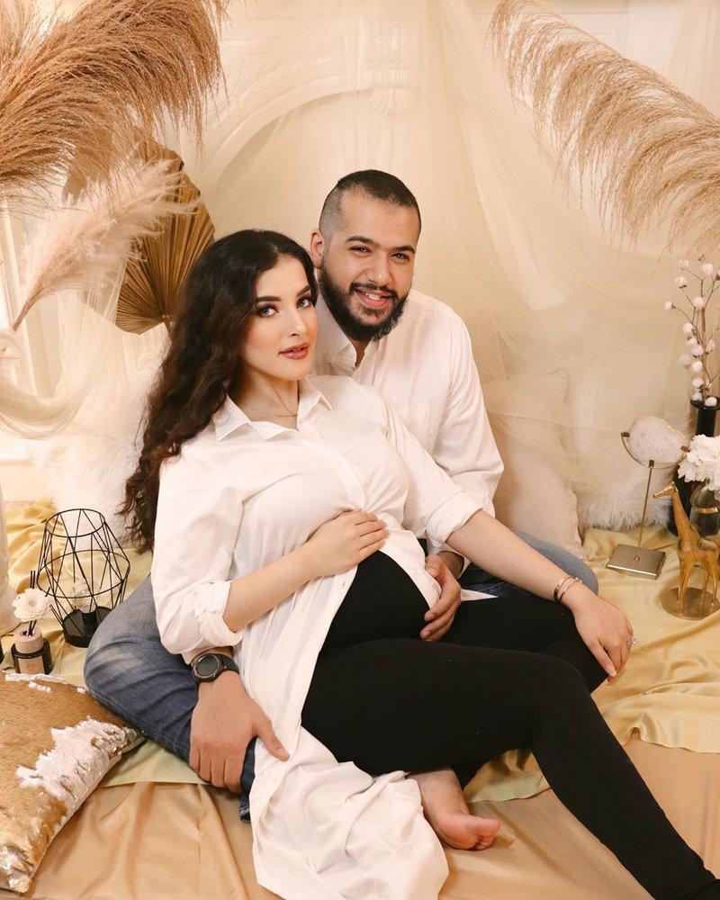 selebriti hamil bulan Ramadan-tasya