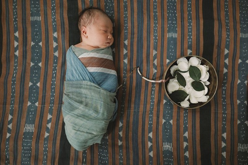 potret anak kedua Andien Aisyah-2