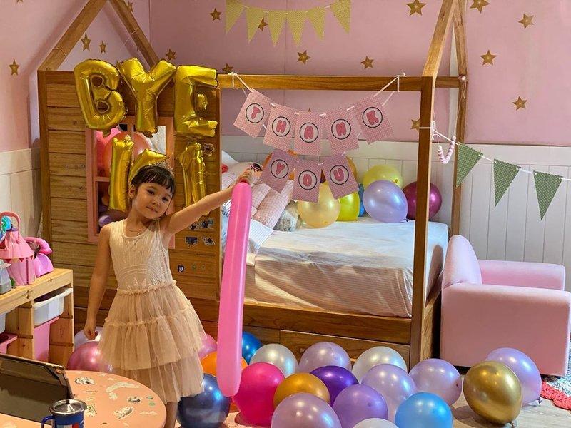 xx inspirasi dekor kamar cantik anak perempuan artis indonesia