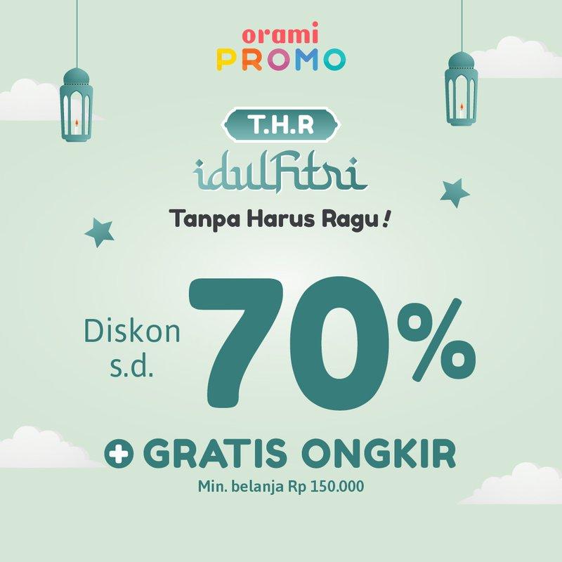 promo thr commerce